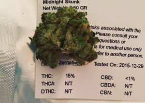 midnight skunk