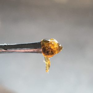 The MediHaze Honey Oil from Holistic Remedies mentioned in the article!