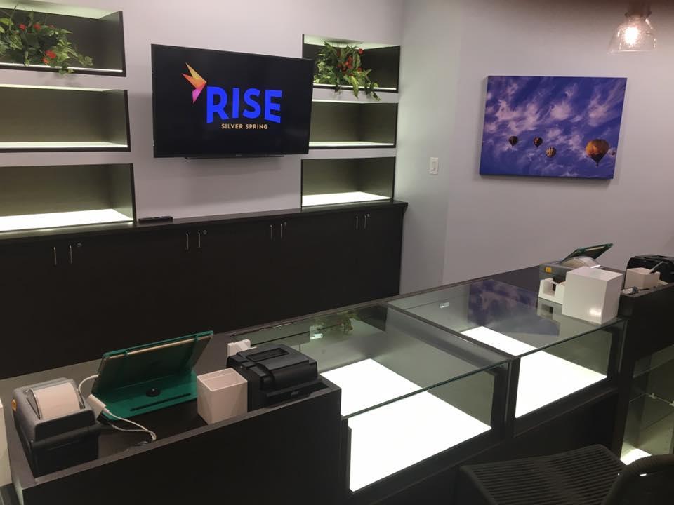 RISE Bethesda - Bethesda, MD Medical Marijuana Dispensary