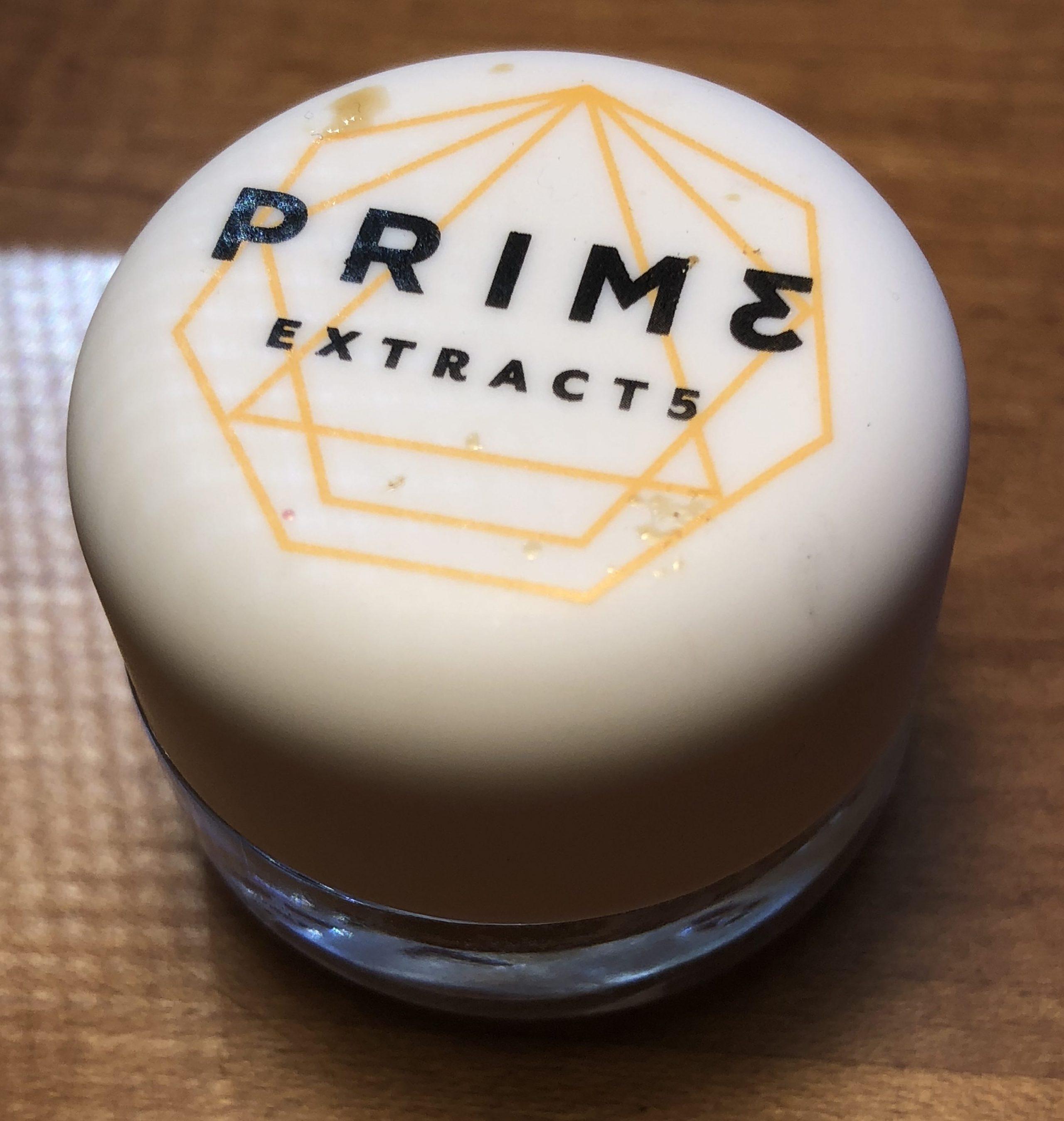 Cherry Cream Pie Shatter (Prime Extracts) | Gentleman Toker