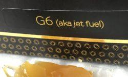 Verano Maryland G6 Sunrock Shatter oil THC