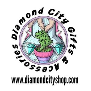 diamond city shop logo
