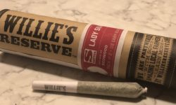 Willie's Reserve image joint blunt rolled packaging joint product