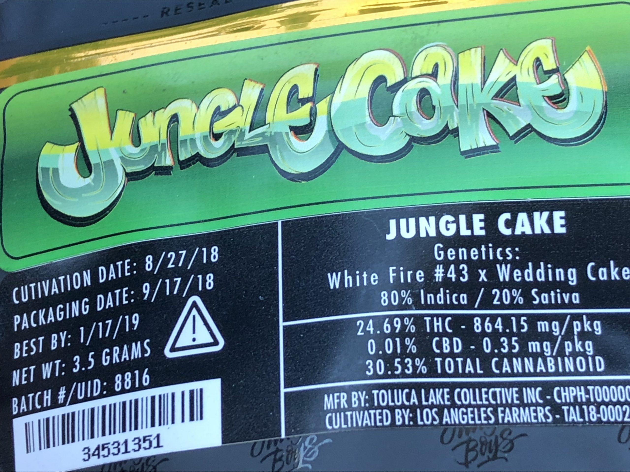 Jungle Boys Mimosa Live Resin | Gentleman Toker