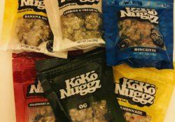 Koko Nuggz packaging photography product line image marijuana strains