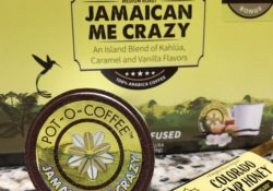 Jamaican Me Crazy hemp honey store CBD marijuana product