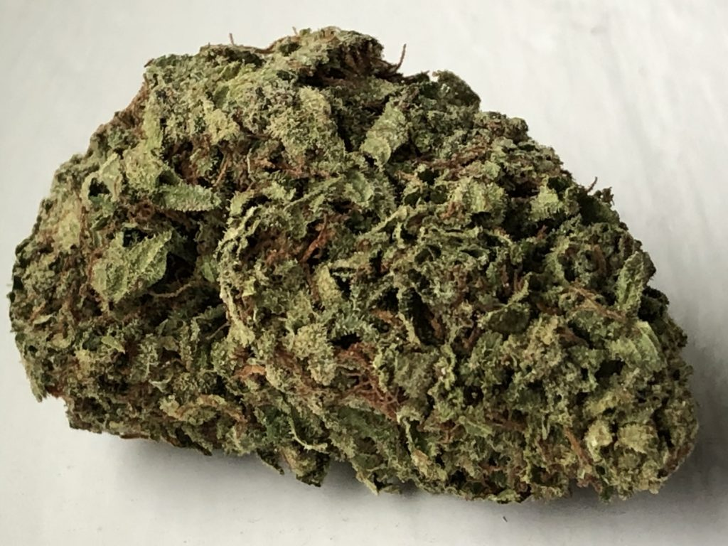 Blueberry Kush weed
