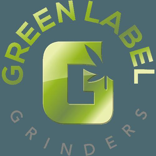 green label grinders logo