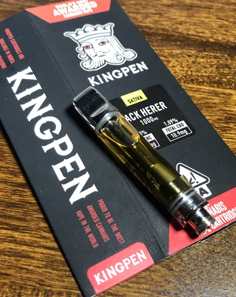 marijuana counterfeit vape cartridge kingpen gt photo
