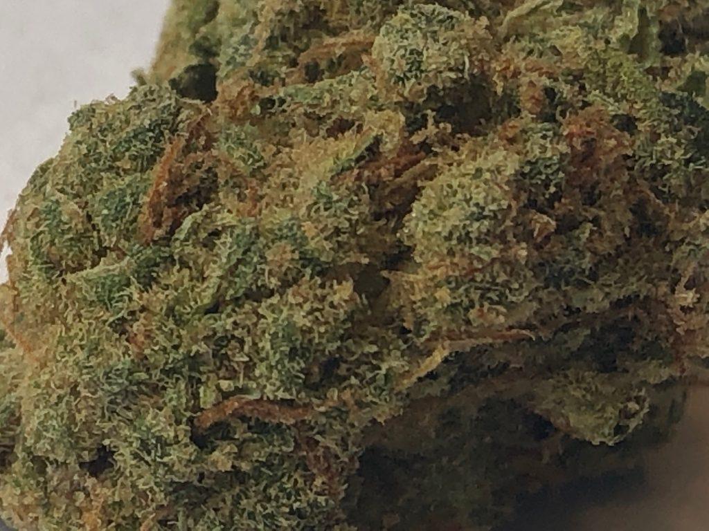 Citrus Sap DC TeaPad weed