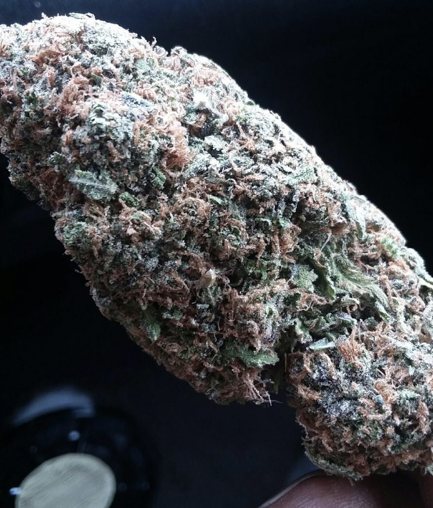Pineapple Express dc weed photography