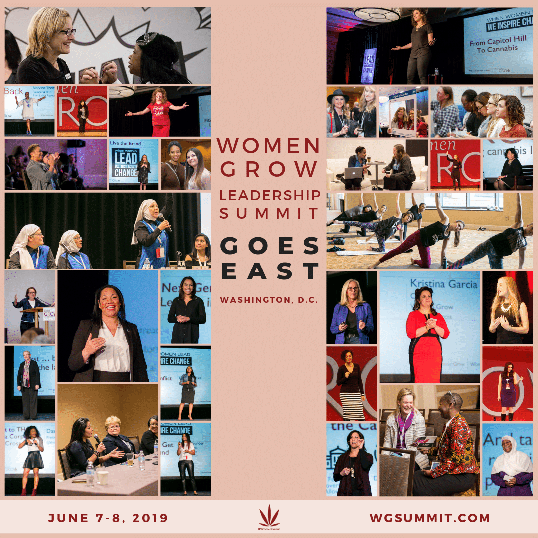 Women Grow Leadership DC event 6-7-2019
