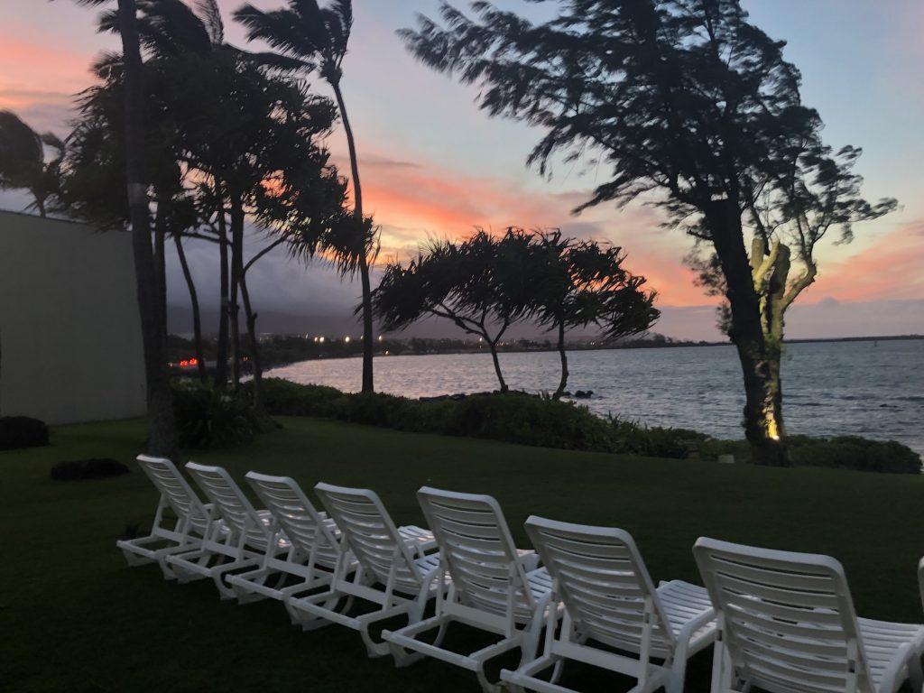 Sunset Maui Beach hotel