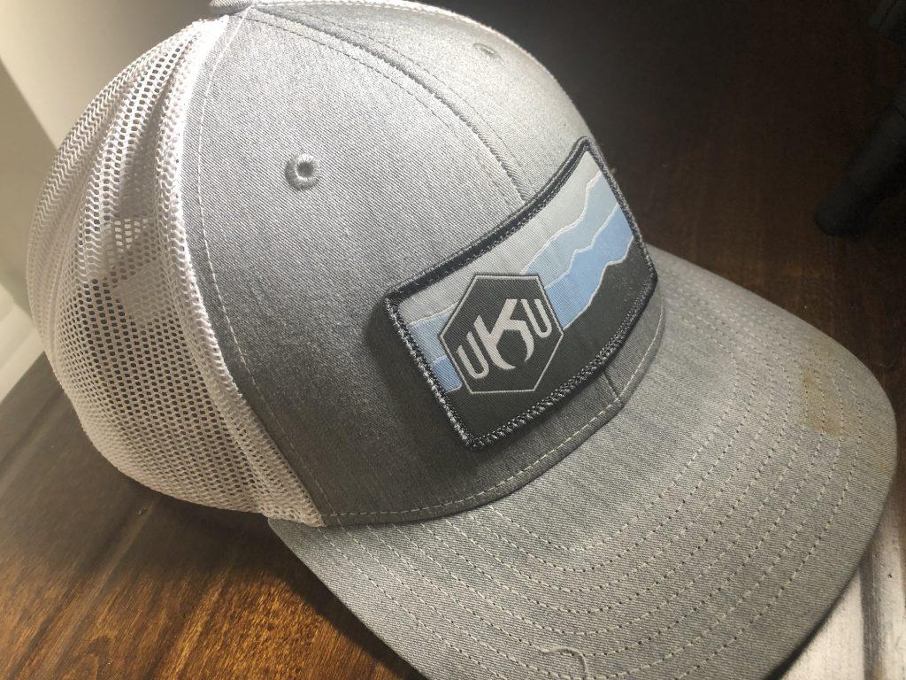 UKU trucker cap promo merch