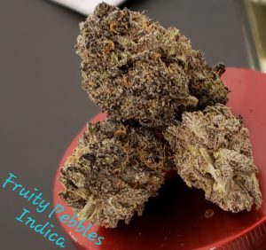 bagged buds dc fruity pebbles weed photo