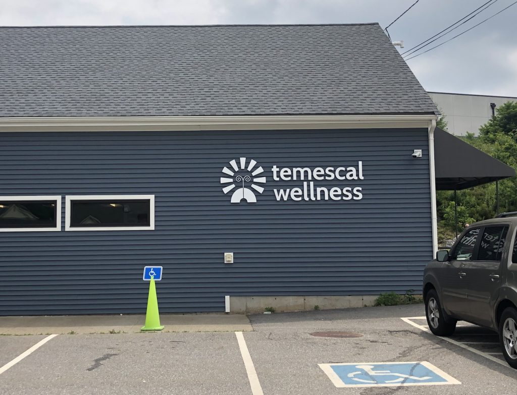 temescal wellness hudson massachusetts weed dispensary photography