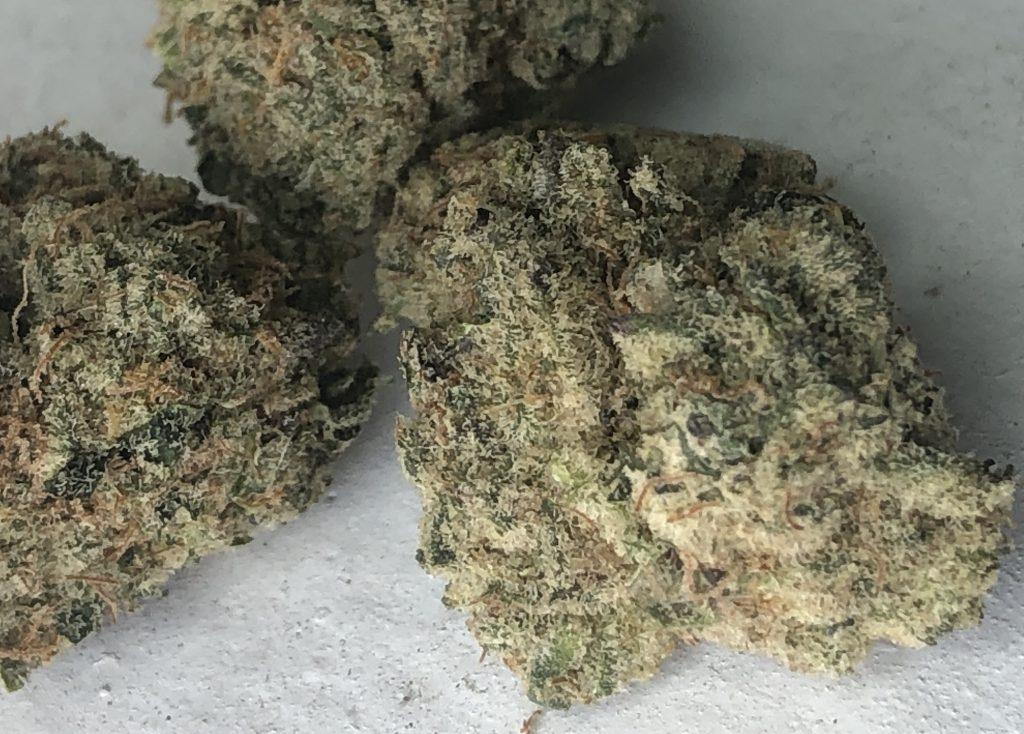 hashapp dc wedding cake marijuana flowers
