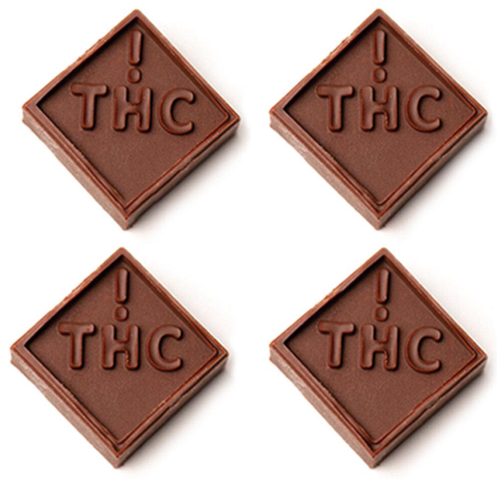 DISTRICT CANNABIS CHOCOLATE EDIBLES PHOTO