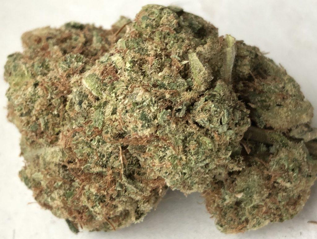 exotic organics dc strawberry sherbet marijuana flowers 1