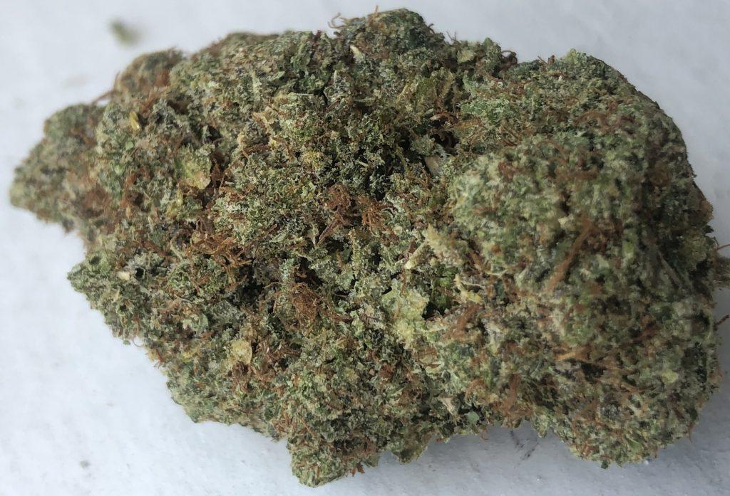 exotic organics dc white fire og marijuana flowers