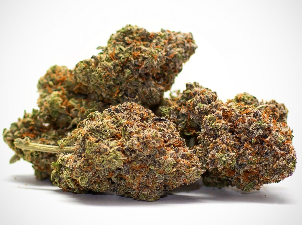 green kings dc frankenstein marijuana flowers