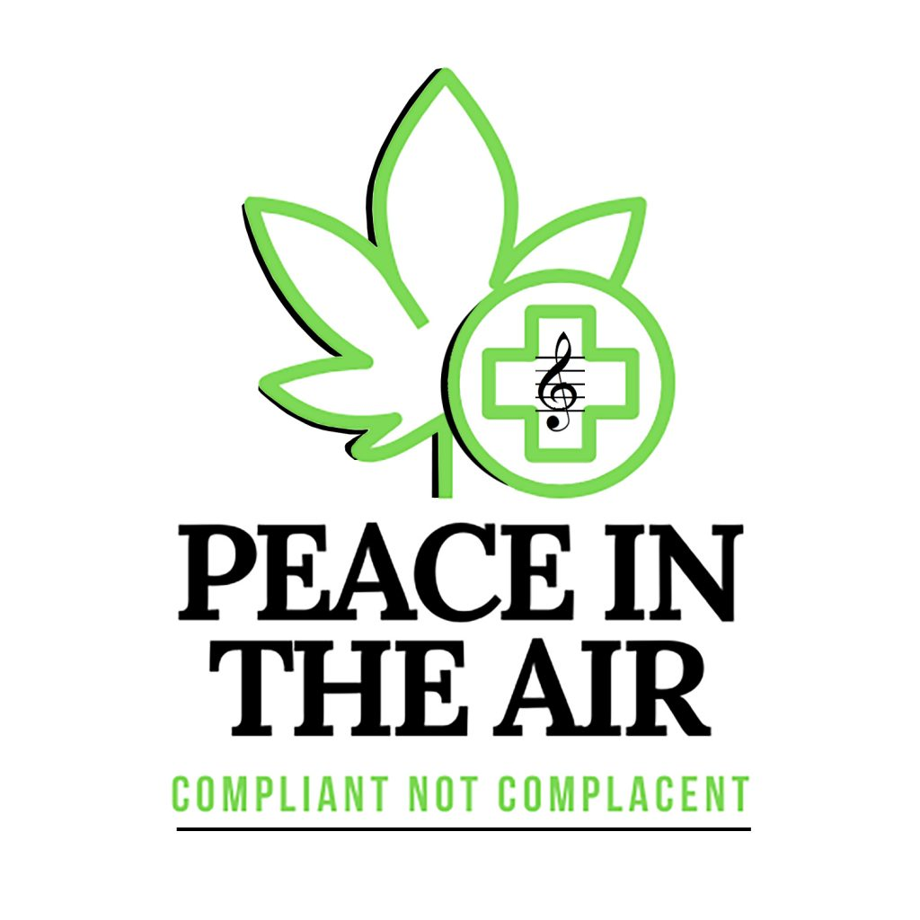 peace in the air dc logo
