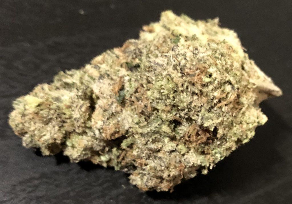 baked dc nookie marijuana flowers