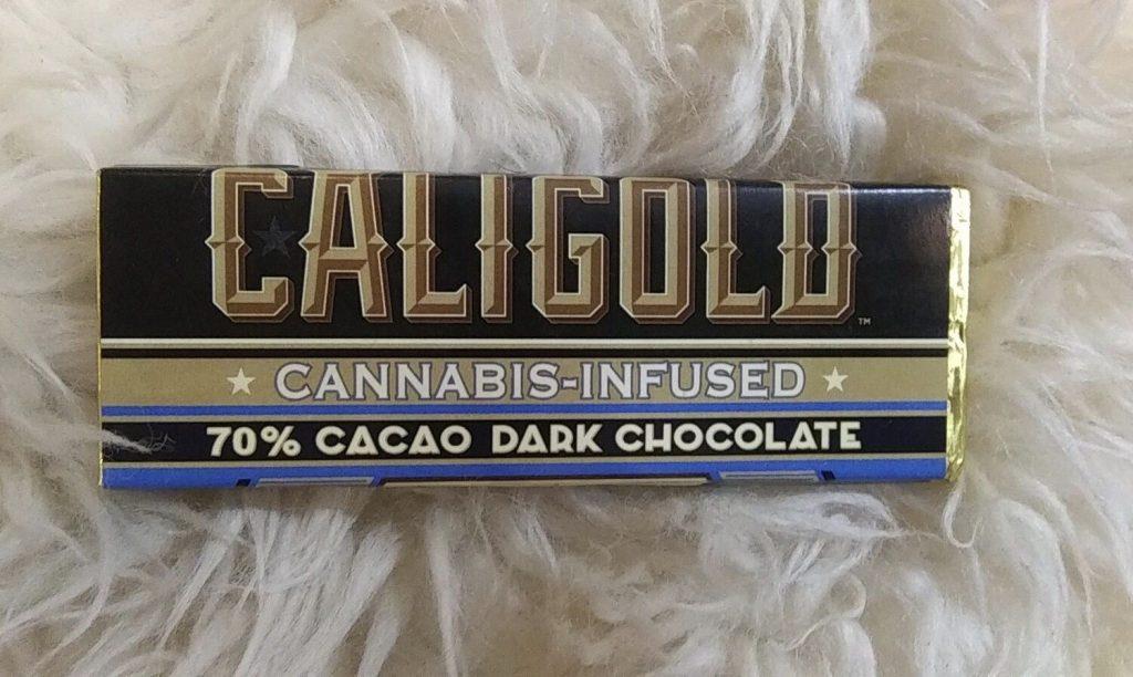 caligold chocolate marijuana edibles photo
