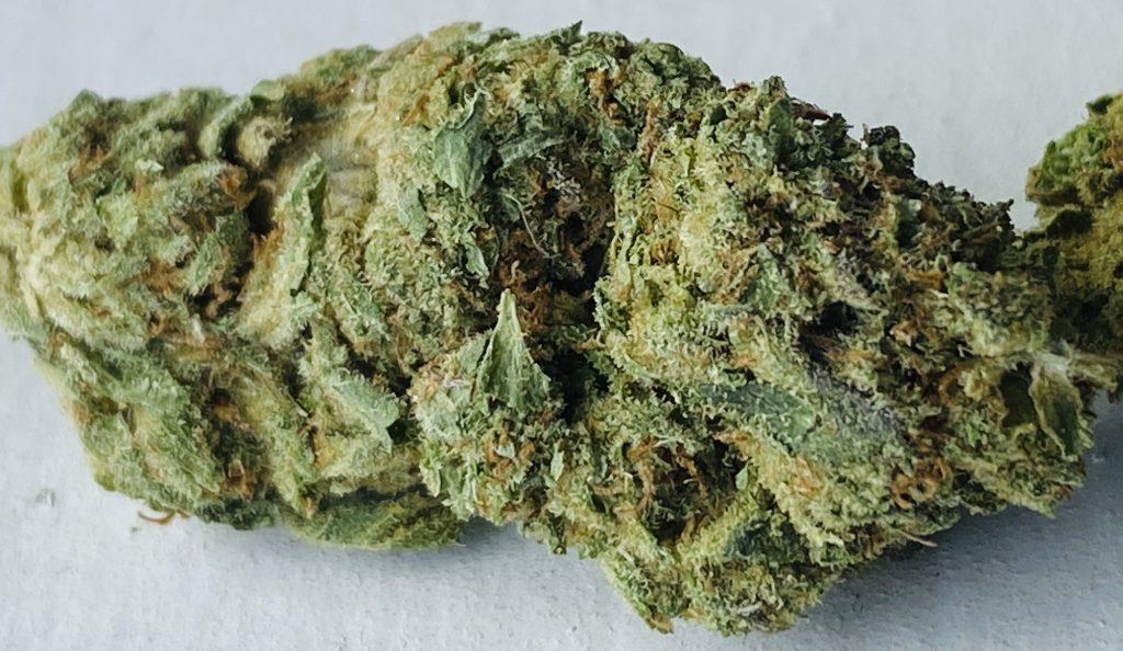 lucky chuckie dc purple glue marijuana flowers