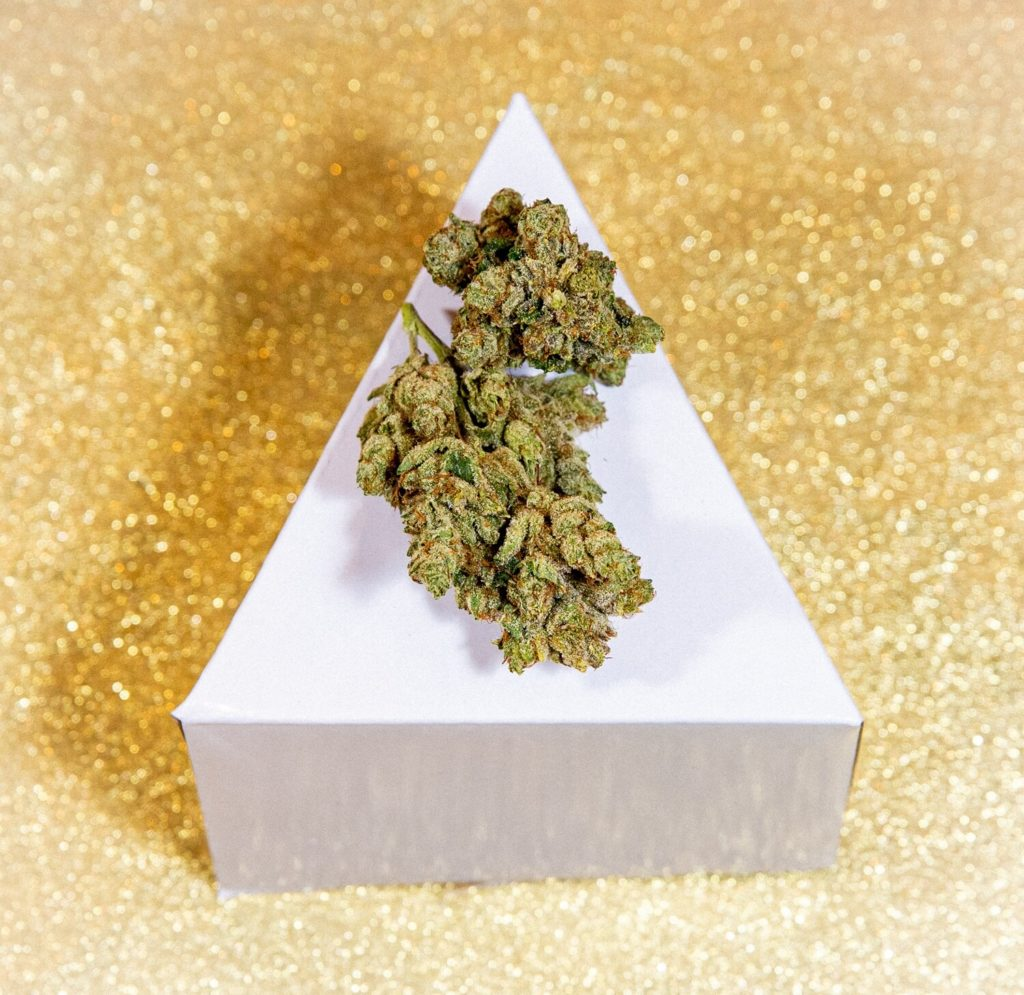 gifted curators dc platinum zkittlez weed photo