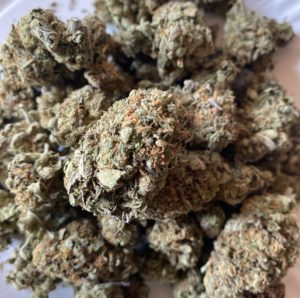 peace in the air dc purple fortune cookies weed photo