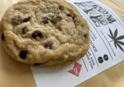 from eve chocolate chip cookie weed edible photo