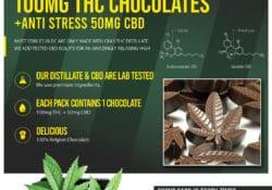 puff kings dc chocolate promo flyer Aug 6 2020