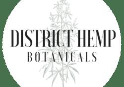 district hemp logo