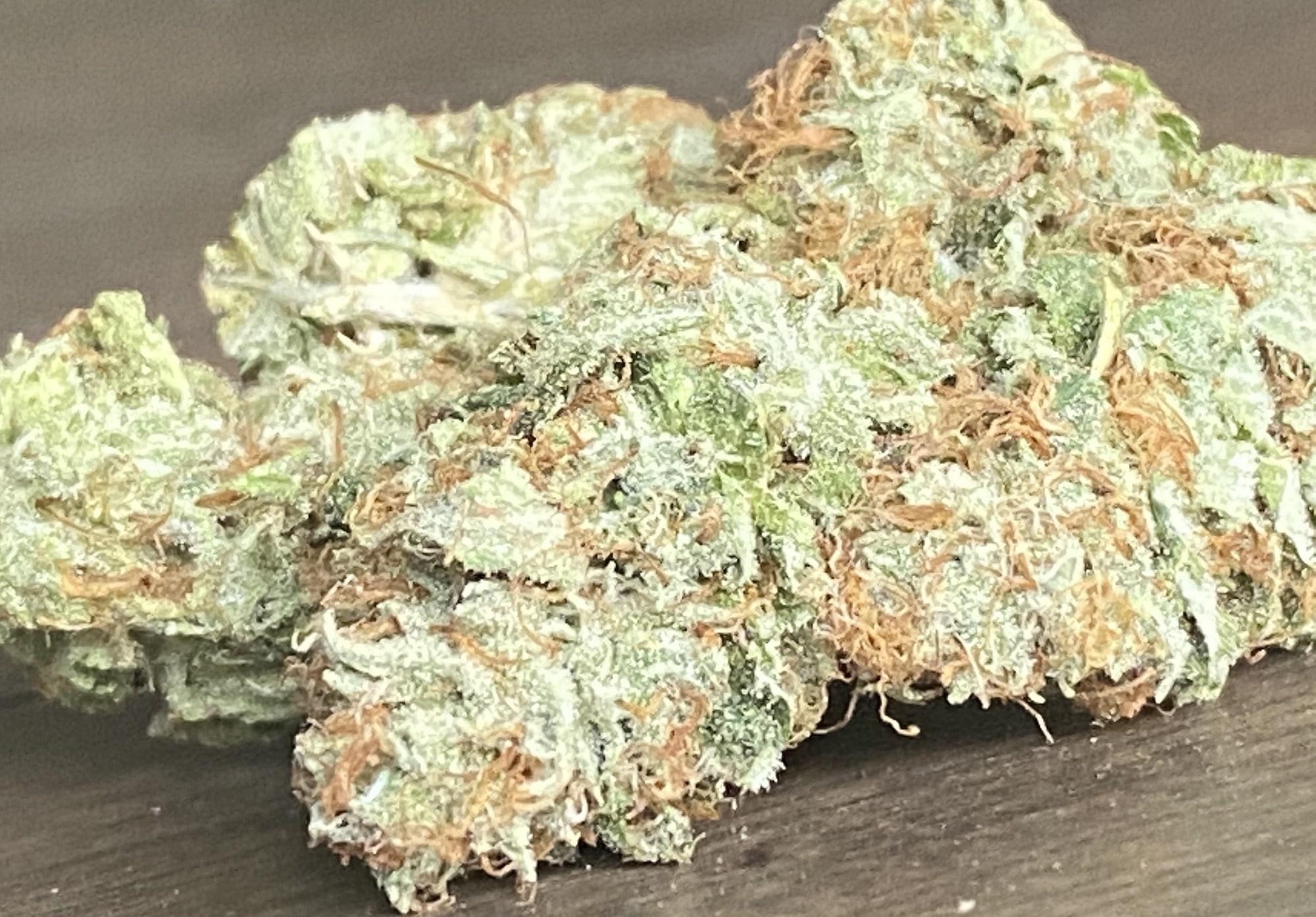heady club dc gelatti weed photo