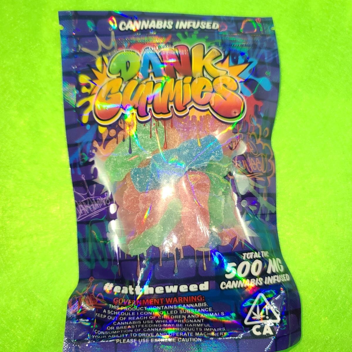 dank gummies weed edibles photo