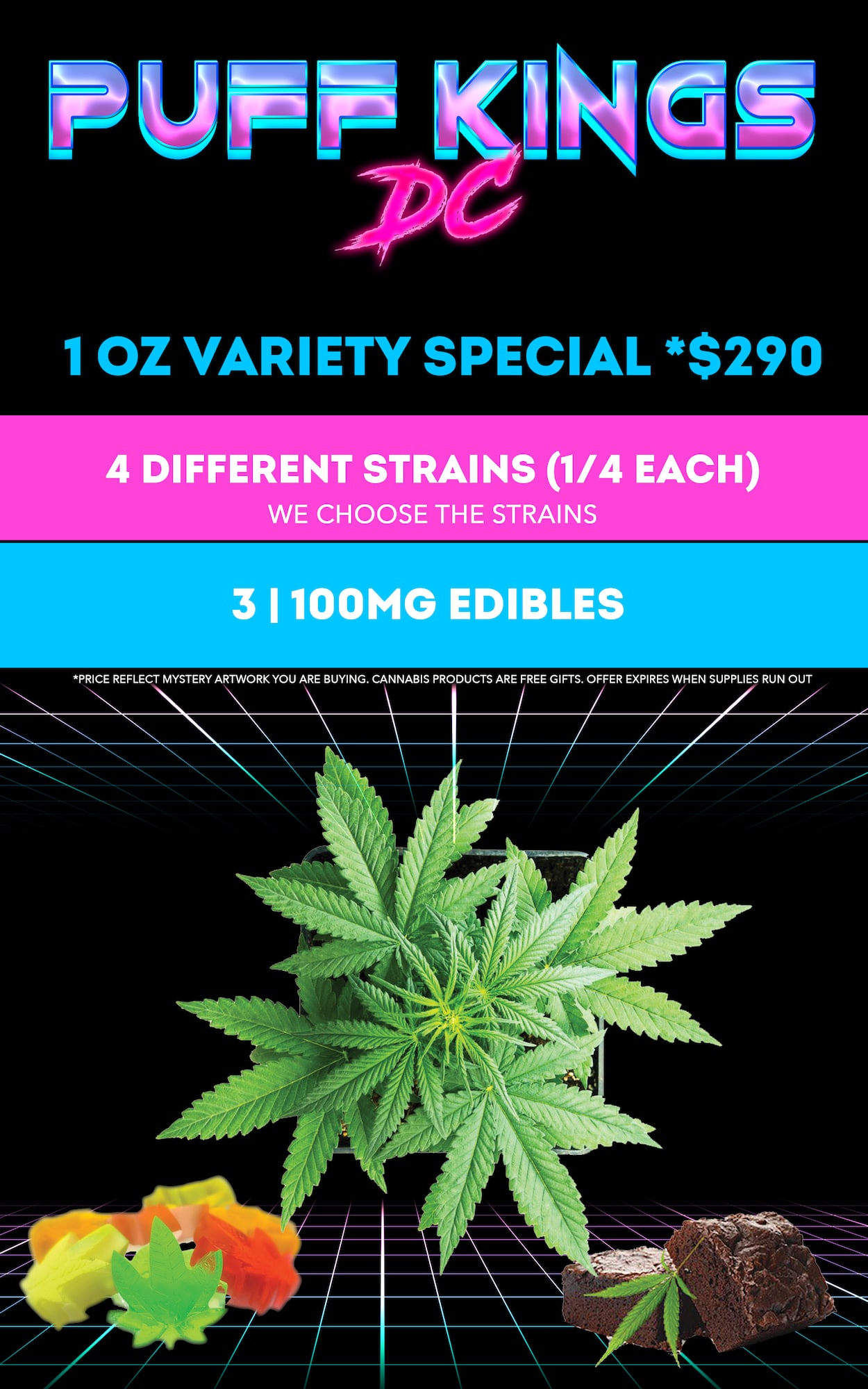 puff kings dc variety ounce special