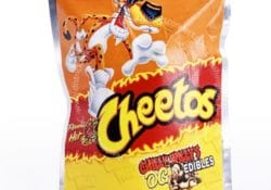 district connext dc flamin hot cheetos weed edibles