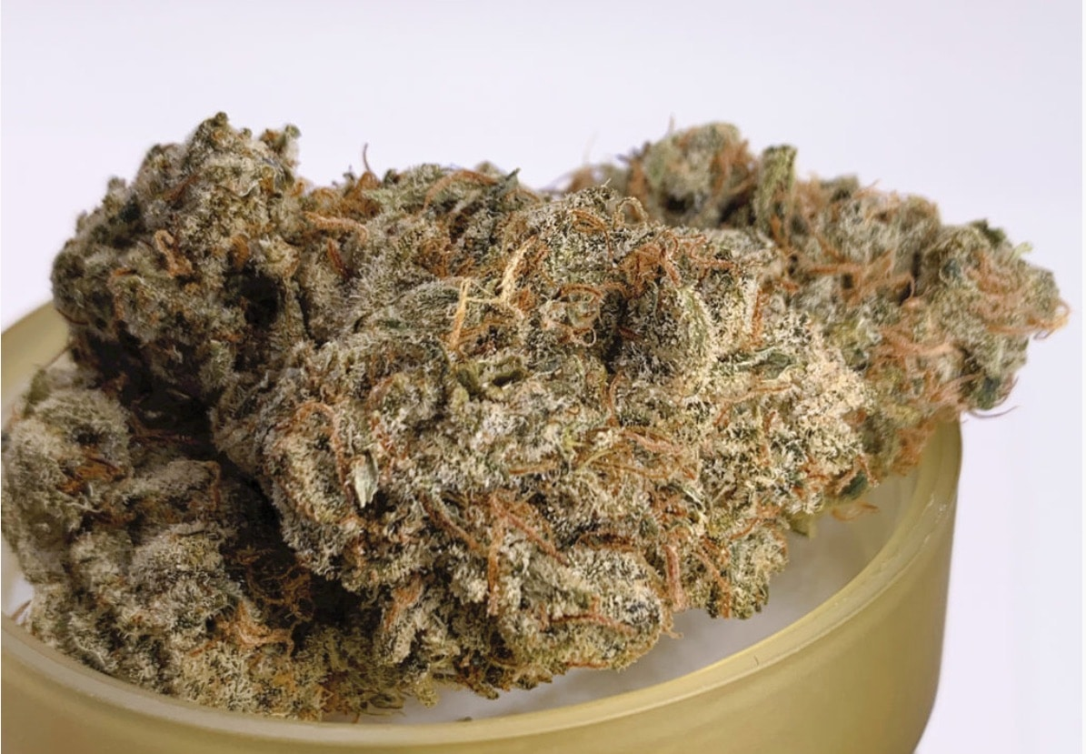 district connect tom ford pink kush weed photo