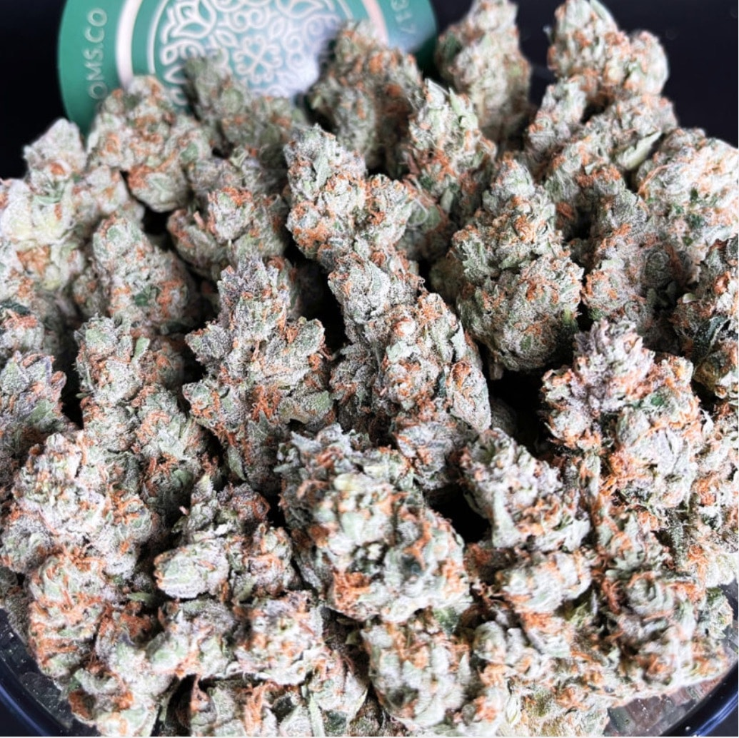 exotic blooms dc mendocino purps weed photo