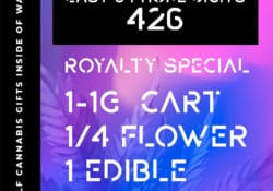 puff kings royalty special flyer