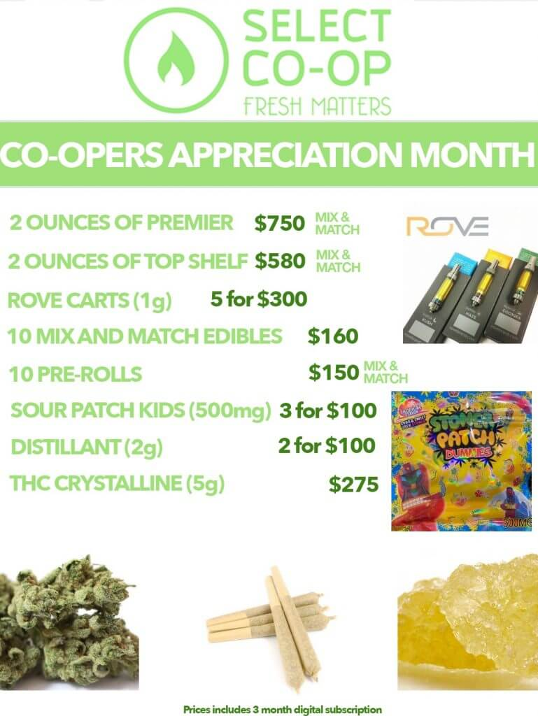 select co op dc everyday specials flyer
