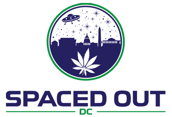 spaced out dc logo