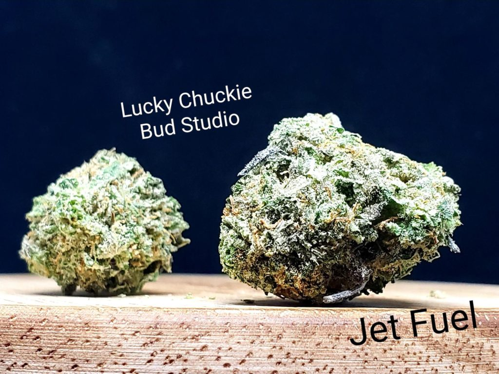 lucky chuckie dc jet fuel weed photo