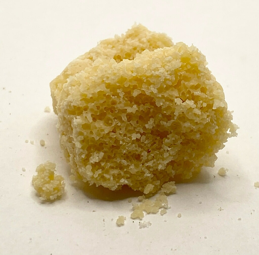 select co op dc gelato crumble weed concentrate photo