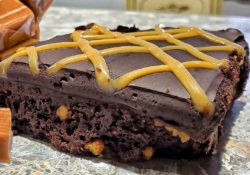 athenas gifts caramel turtle brownie weed edible photo