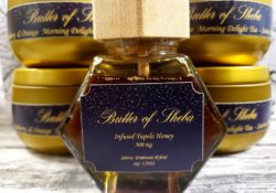 butter sheba weed infused honey photo