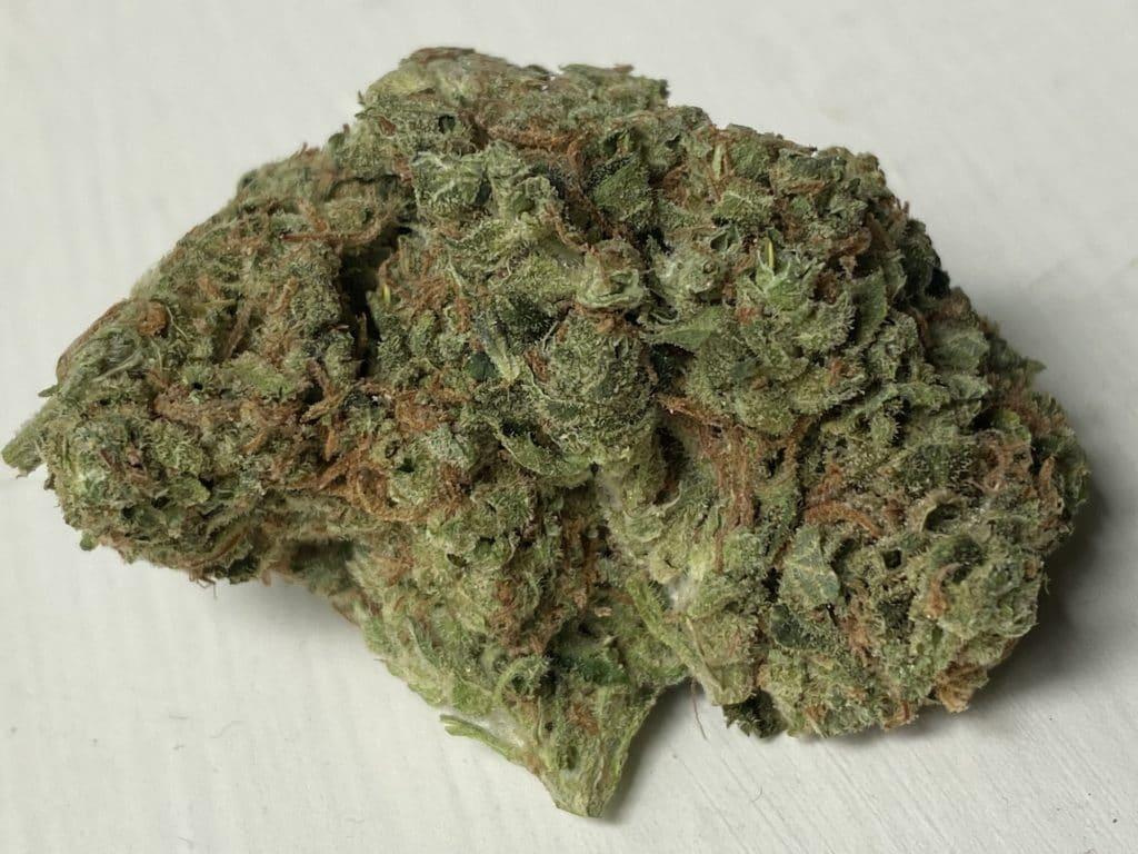 heady club dc sour diesel weed photo