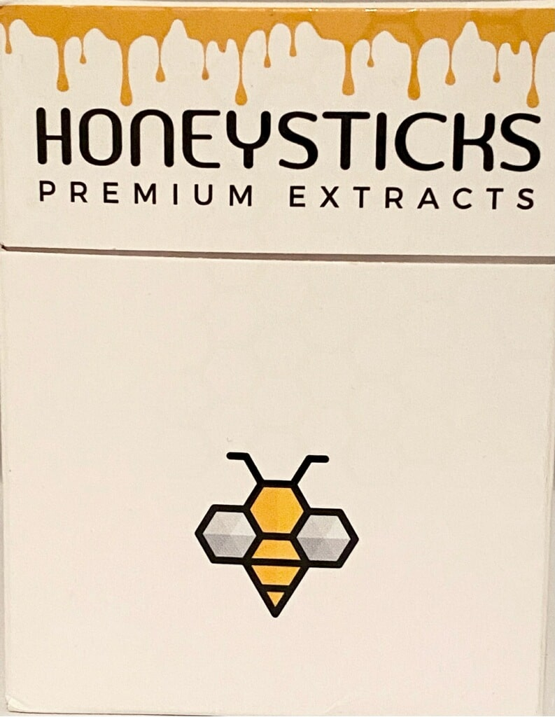 honeysticks extracts weed photo