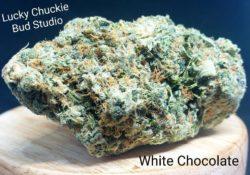 lucky chuckie dc white chocolate weed photo